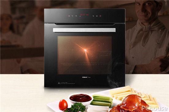 廚房嵌入式烤箱效果圖