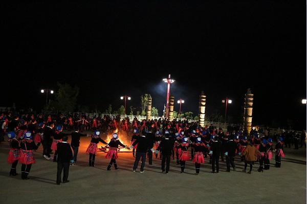 学生社区有约008 恭城瑶族红河哈尼族彝族民族文化分享
