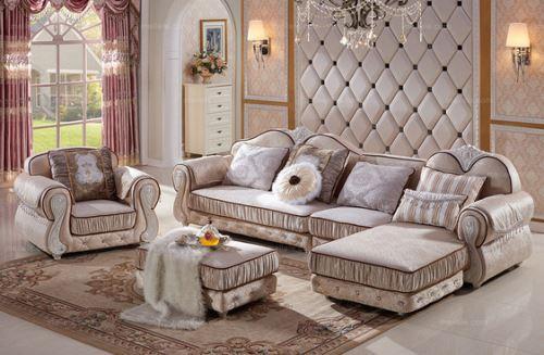 欧式沙发背景