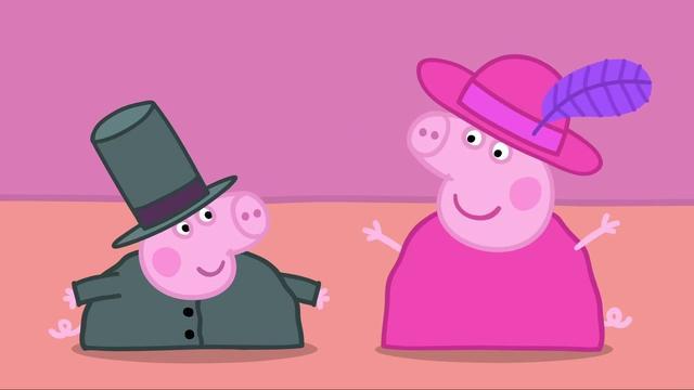 小猪佩奇弟弟乔治图片
