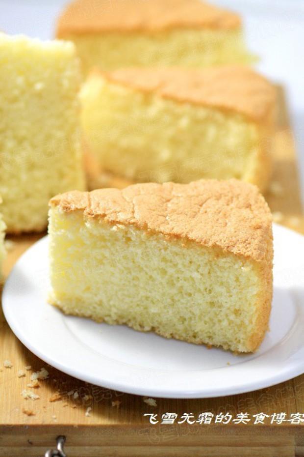 海綿蛋糕怎么做