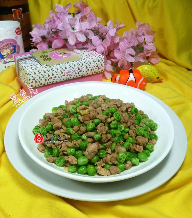 青豆怎么做好吃又简单