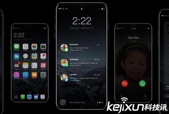 出必买!透明版iPhone 8概念渲染图曝光:颜值爆表... _手机网易网