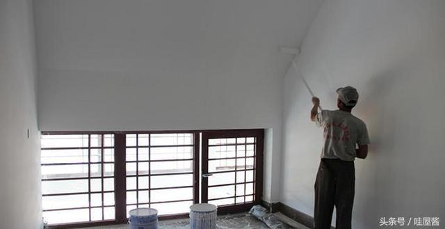 内墙涂料施工工艺