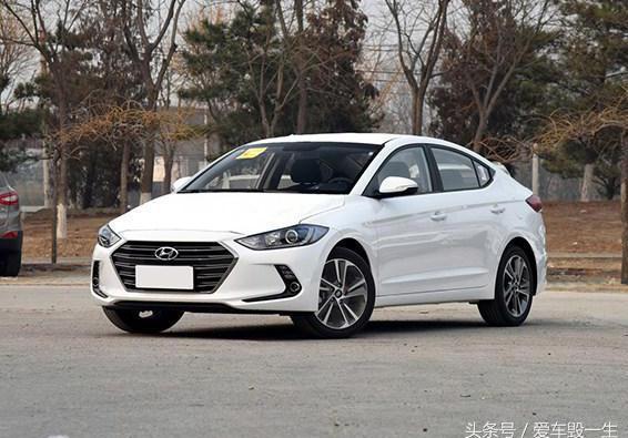 北京现代 领动2019款1.5L CVT智炫 精英型 裸车优惠3.1W啦!