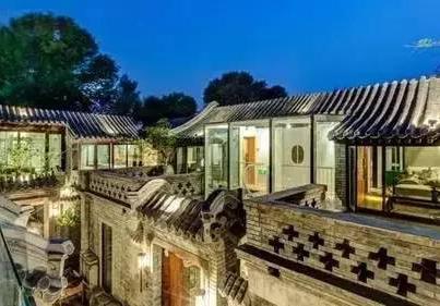 北京胡同民宿圖片