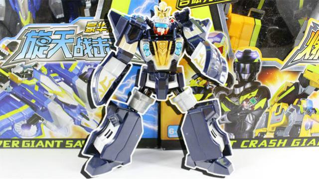 巨神战击队1:人神两派机器人无法攻击,地派机器人可以