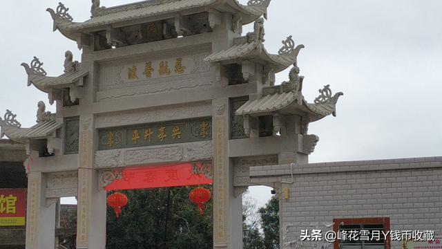 航拍-南母寺