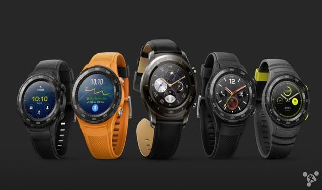 華為手表watch3發布