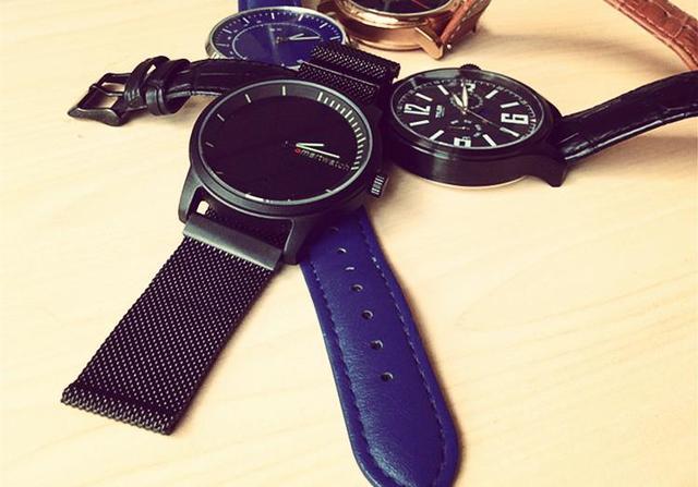 """首款国产""""双曲面""""智能手表?OPPO Watch 46mm版实拍"""