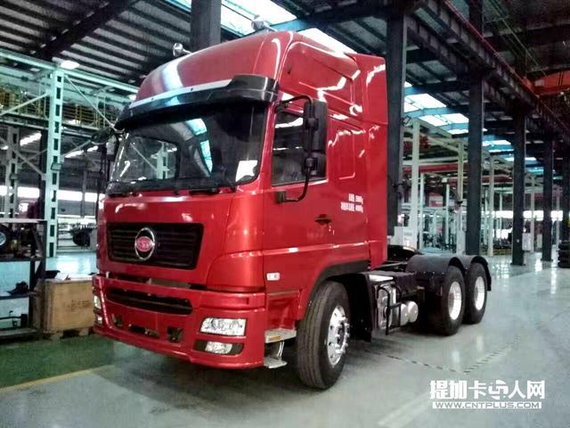 第一拖拉机厂生产的货车 一拖福德重卡更多车型曝光