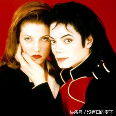迈克尔-杰克逊和第二个老婆私密合照大曝光!(多图)_... _新浪博客
