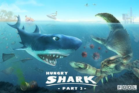 饥饿鲨无限金币钻石下载