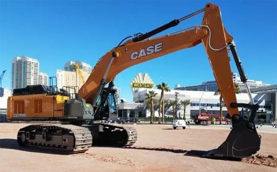 锐意进取,以一敌千——凯斯CX220C挖掘机