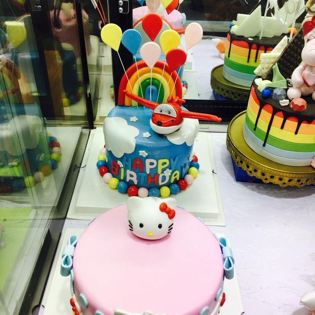 cakeboss明星御用定制蛋糕