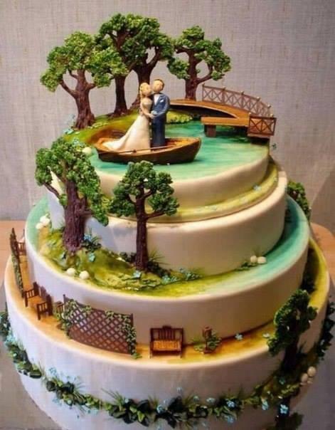 個性又好吃 5個最具創意的蛋糕精選!