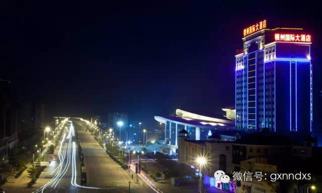 南宁大桥夜景图片