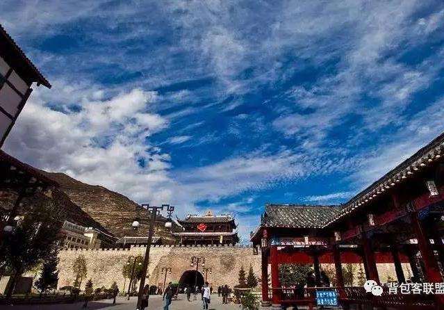 北川地震遺址十一年