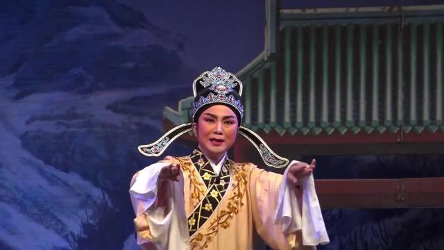 广东潮剧院一团《梅亭雪》名家名段听着过瘾