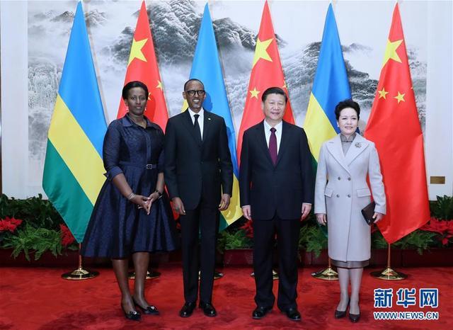 习近平同卢旺达总统卡加梅举行会谈 _ 滚动新闻 _中国政府网