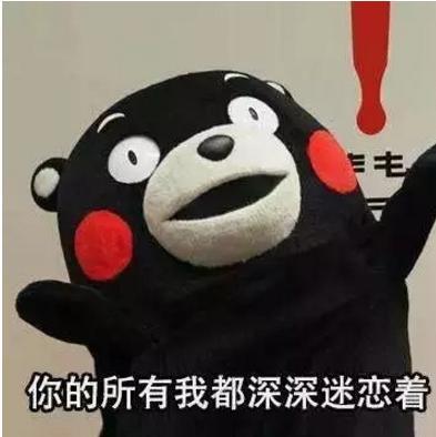 小黑熊卡通图片大全