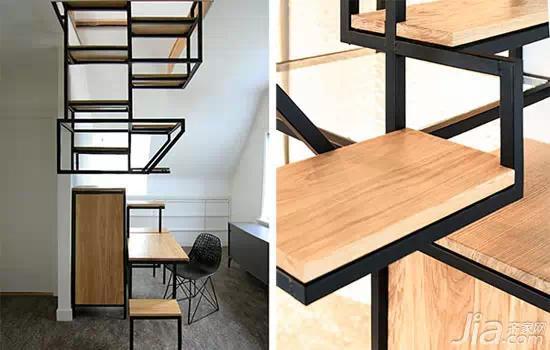室内楼梯装修效果图大全 室内楼梯装修设计要点_齐家网
