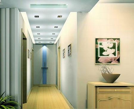 10款走廊吊顶装修效果图案例 不容错过的走廊设计-家家优保
