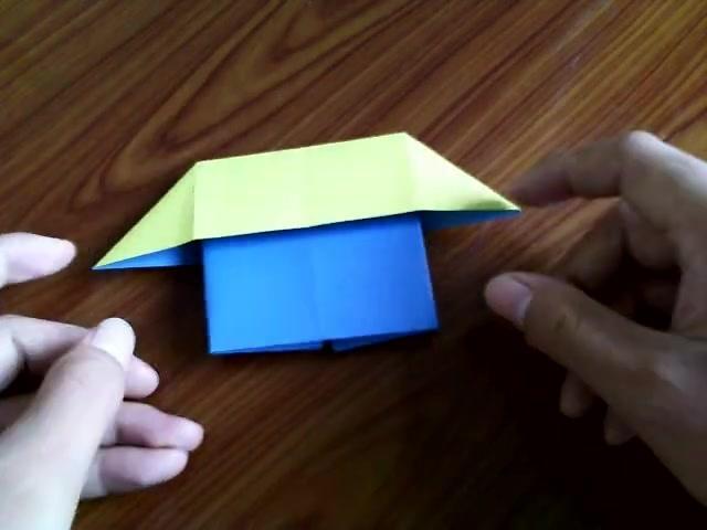 折纸王子教你折纸滑板