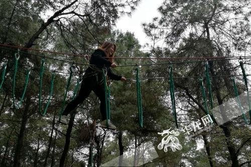 2014,重庆非去不可---继续走起,铁山坪森林公园!,... - 马蜂窝