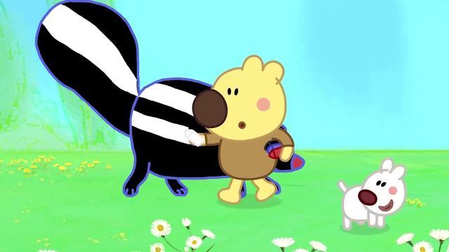 小小画家熊小米:它的皮肤竟然可以变颜色,这么厉害的嘛