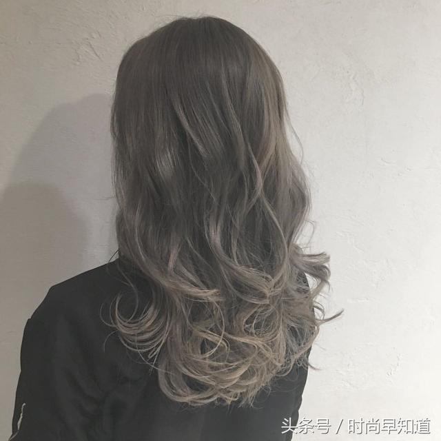 据说2017年中长发发型才是最流行的女神发型