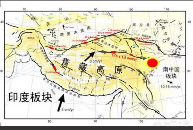 为什么四川地震这么频繁?地震都分布在什么地方?