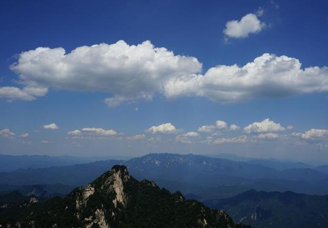 图虫风光摄影:春游白云山