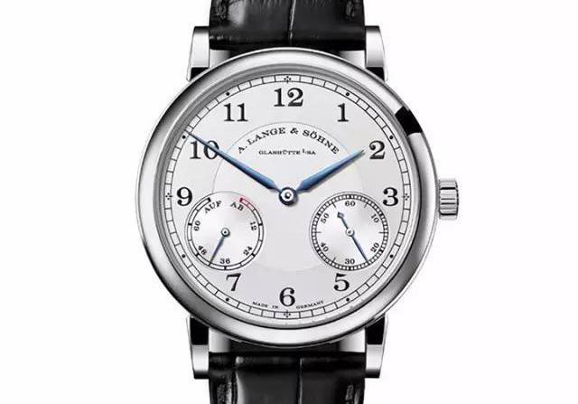 德国顶级腕表A.Lange & Söhne朗格 顶级系列 世界独一无二