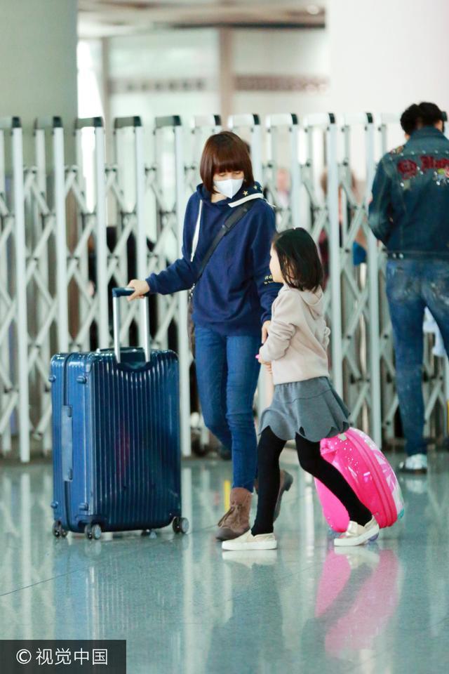 袁泉机场照