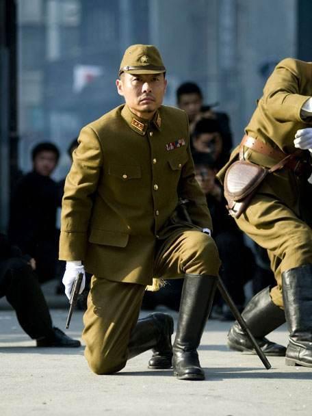 中国的军衔等级排列