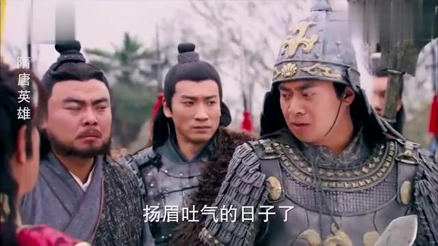 隋唐猛将伍云召落难时,被4员大将欺负,朱灿出马,吓退众将