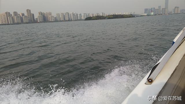 苏州金鸡湖风景区_美篇