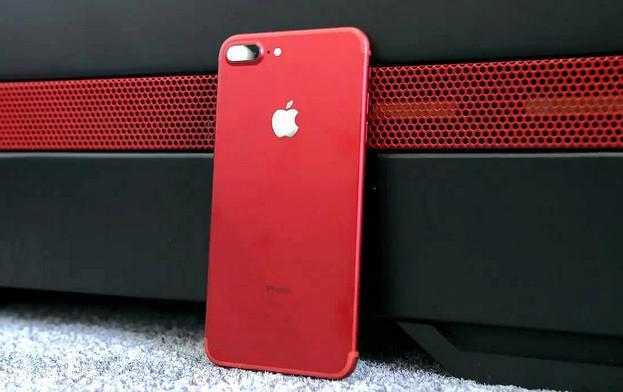 红色iPhone7不到一个月降价300元,堪称苹果史上最快