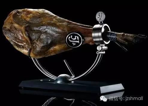 世界顶级火腿-西班牙火腿,一根猪腿要做10年有专人切肉时薪3万!