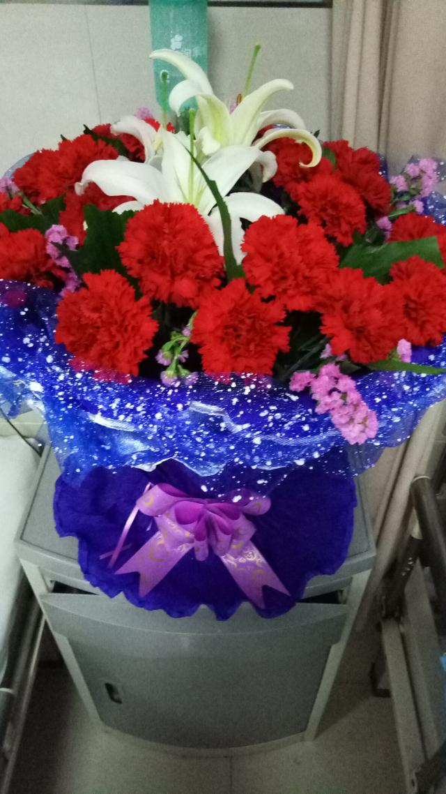 干花花束客厅图片
