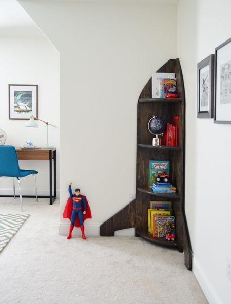 儿童书架的8种设计思路