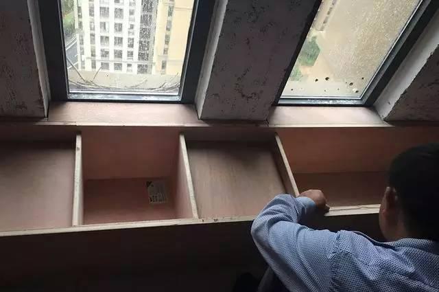 卧室一定要做个飘窗,实用又好看!