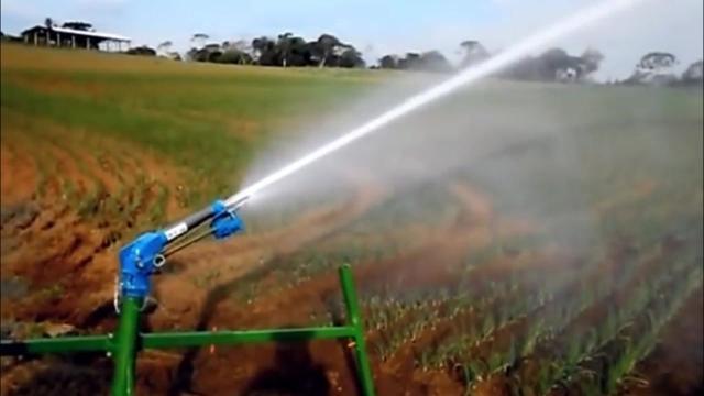 新型农用喷灌喷头