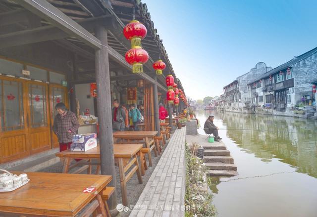 上海唯一全国历史文化名镇:枫泾古镇