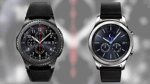 三星智能手表gear s4
