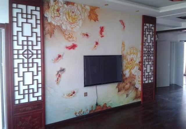 4种不同风格,20张电视背景墙图片,大小户型通用设计,值得参考