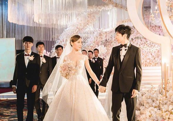 杨洋苏可今日大婚 唯美婚纱照曝光 你有没有被惊倒?