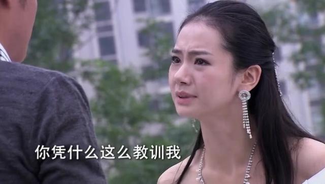 夏家三千金:华森好心劝告友善,她却莫名其妙直接扇人耳光,狠毒