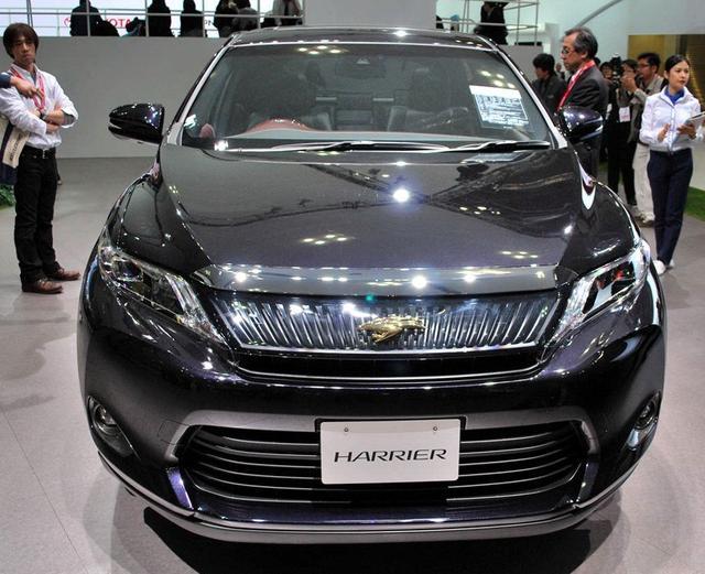 丰田亮出最新款SUV车型,预计卖23万,配置良心